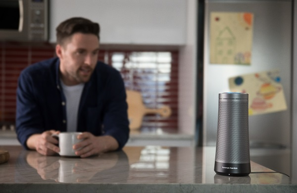 Harman Kardon unveils Cortana-powered voice-activated speaker, the Invoke