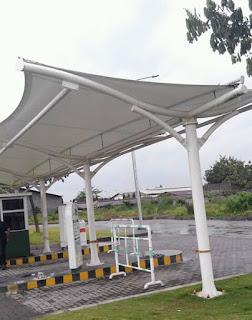 canopy membrane cibubur, depok, bekasi dan jakarta