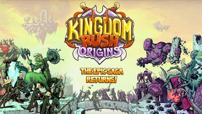 Kingdom Rush Origins Mod Apk + Data free on Android