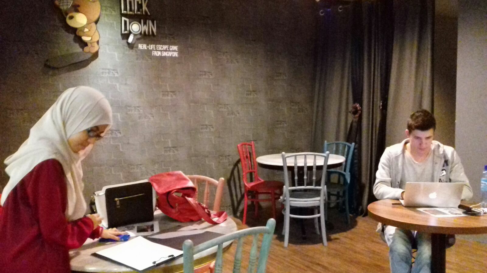 Lockdown: Real-Life Escape Game from Singapore | MASSA UiTM Shah Alam