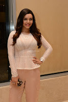 Kyra Dutt in Tight White Top Trousers at Paisa Vasool audio success meet ~  Exclusive Celebrities Galleries 044.JPG