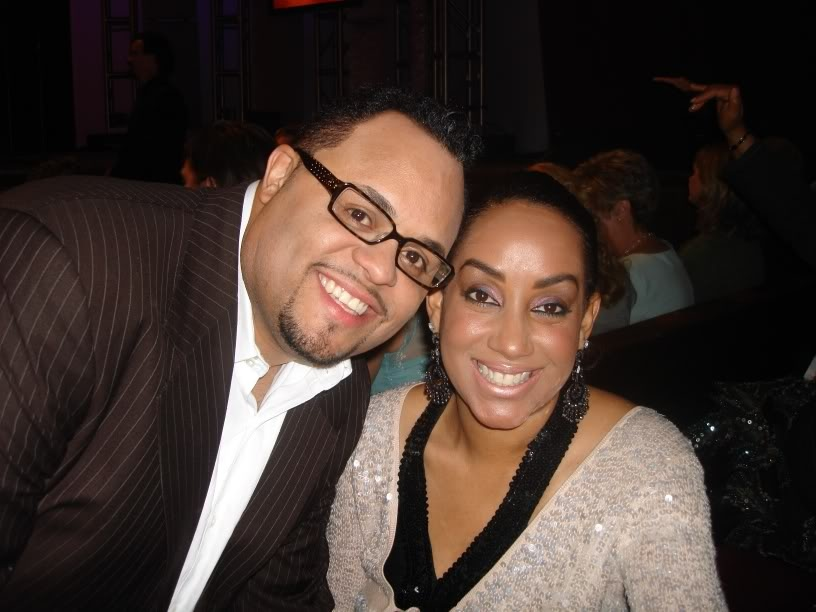 Its Over Israel Houghton And Wife Meleasa Divorce