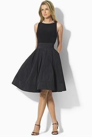 Style Fashion Corner Lauren By Ralph Lauren Dress