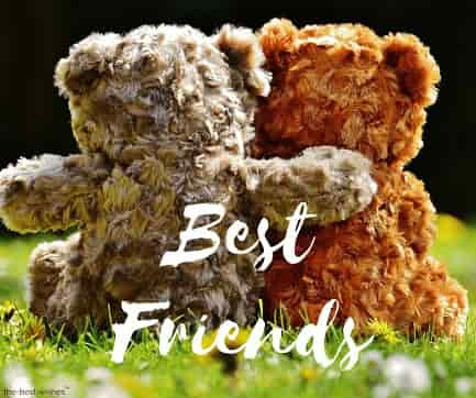 wishes for best friends