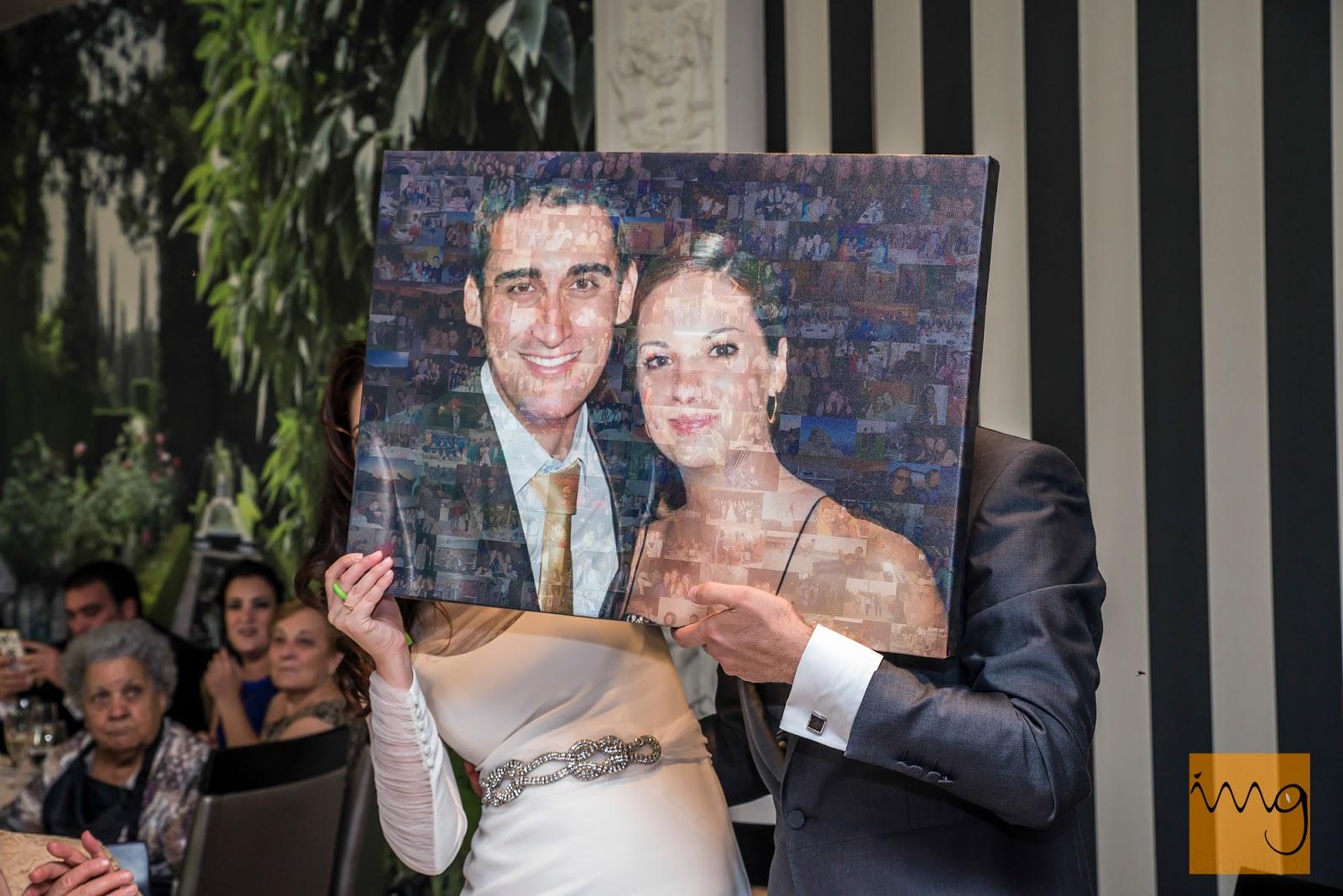 Fotografía de boda en Granada, un lienzo para los novios