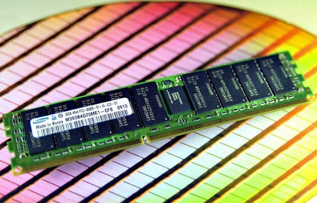 Samsung Announces 32GB of DDR4 RAM, Will Replace the Game on the Laptop