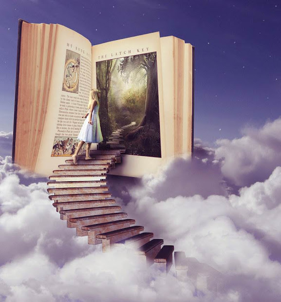 Imagination and Reading a Book