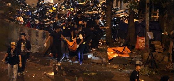"Pengamat: Teroris Bom Kampung Melayu Korban Doktrinasi ""Intelijen Hitam"""