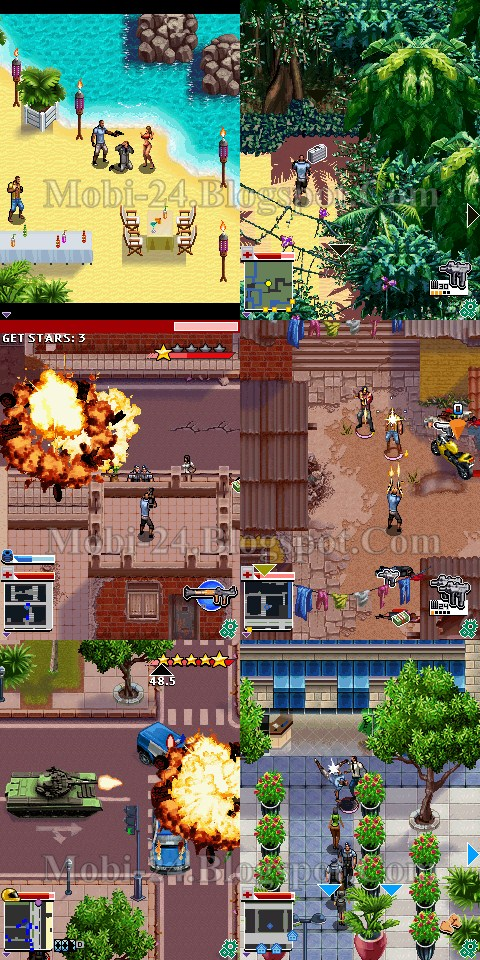 Gangstar Rio City of Saints (by Gameloft) - Download Free Game, PC