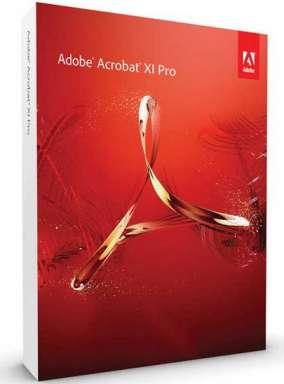 Adobe Acrobat XI Pro full mega