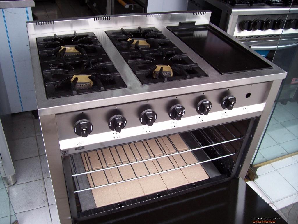 Cocinas industriales familiares cocinas industriales for Fabrica de cocinas industriales