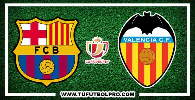 Ver Barcelona vs Valencia EN VIVO Por Internet Hoy 1 de febrero de 2018