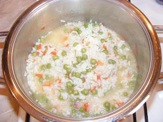 Preparare orez mediteraneean de post retete culinare,