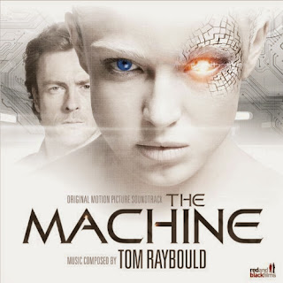 The Machine Liedje - The Machine Muziek - The Machine Soundtrack - The Machine Filmscore