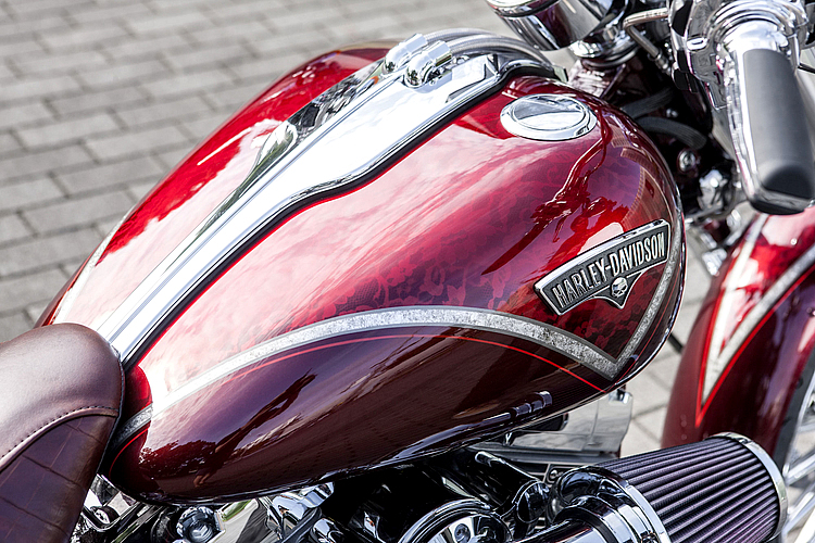 Bell Racing Helmets >> Racing Cafè: Harley-Davidson FXSBSE CVO Breakout 2013 #2