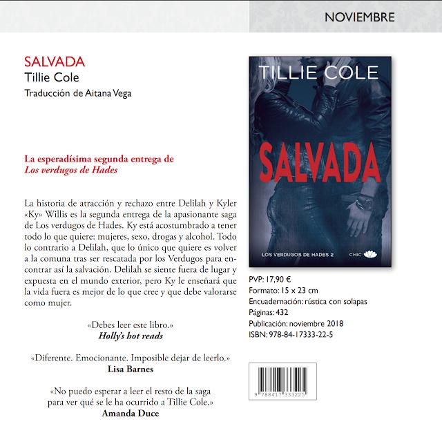 Salvada - Tillie Cole