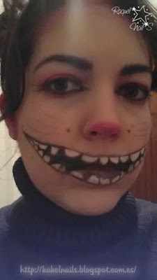 Cheshire Make Up