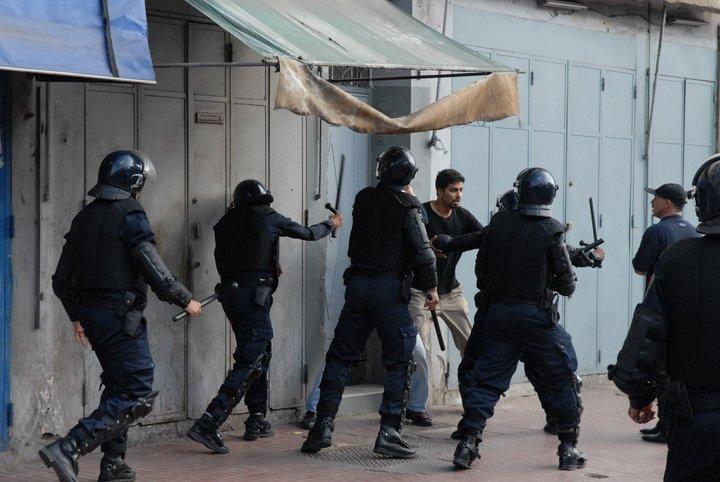 Resultado de imagen de manifestacion saharaui en el Aaiun