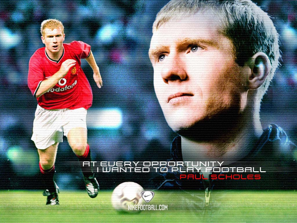 Paul Scholes: United Matters: Will Nick Powell Fills Paul Scholes' Boots?