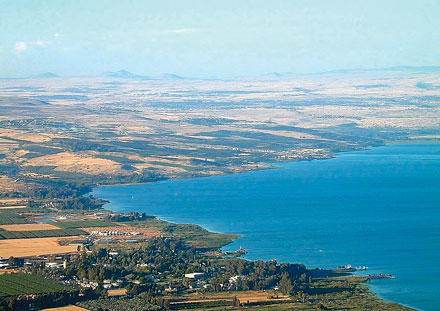 Danau Galilee
