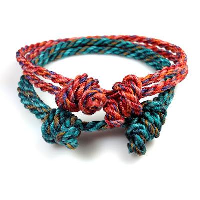 3-Ply Cord Bracelets