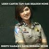 Gambar Meme Kata Kata Polisi Lucu Bergerak Terbaru