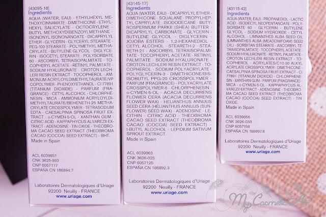 Age Protect de Uriage: anti luz azul, anti contamianción y anti age en una sola gama.