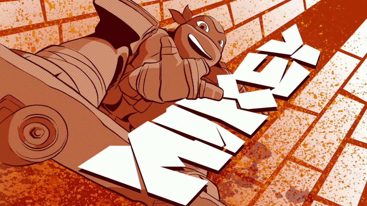 Geek Grotto - Get Your Geek On!: Review - Teenage Mutant ...