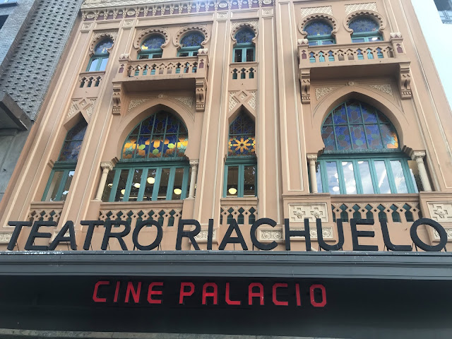 Teatro Riachuelo, antigo Cine Palácio
