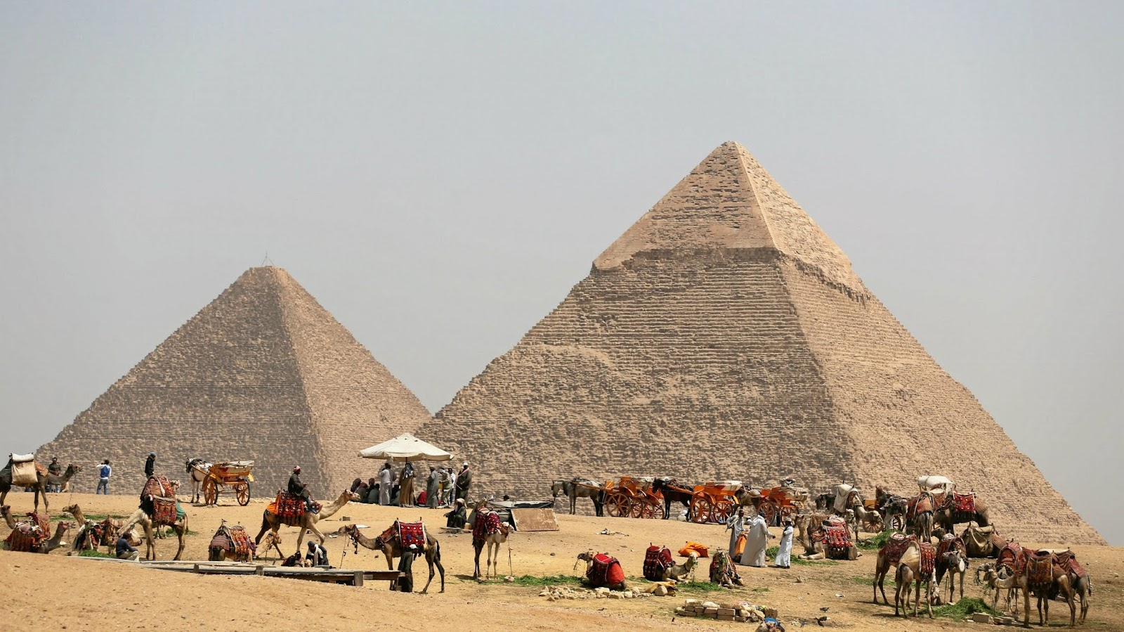 tourism observer egypt the great pyramids of giza