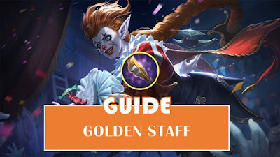 Golden Staff Guide Mobile Legends