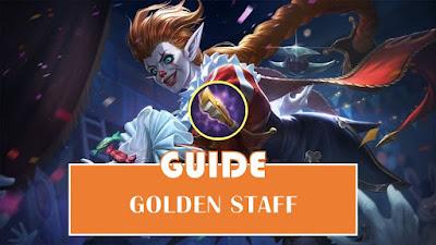 Golden Staff Guide Mobile Legends