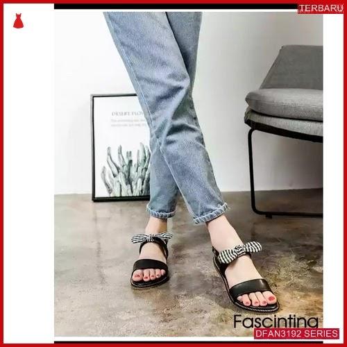 DFAN3192S142 Sepatu Nts 18 Teplek Wanita Ikat Flip BMGShop