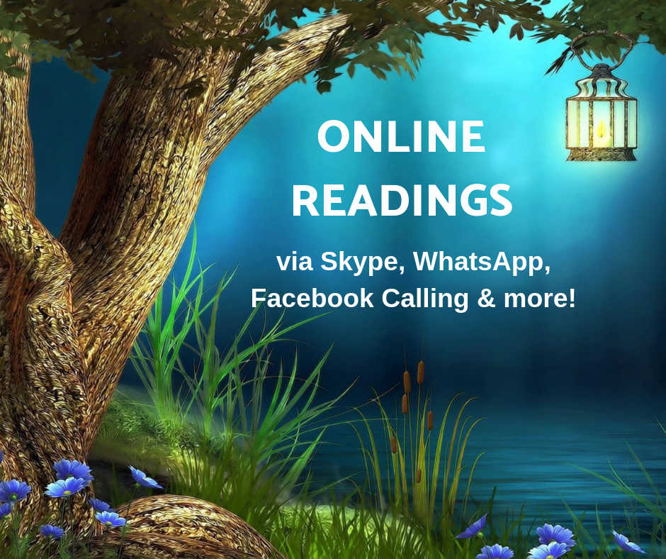 ONLINE OR PHONE READINGS