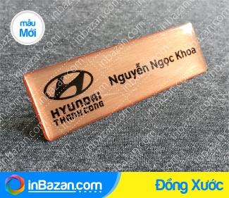 thẻ tên nhân viên Đồng Xước, bảng tên nhân viên Đồng Xước, in bảng tên nhân viên Đồng Xước