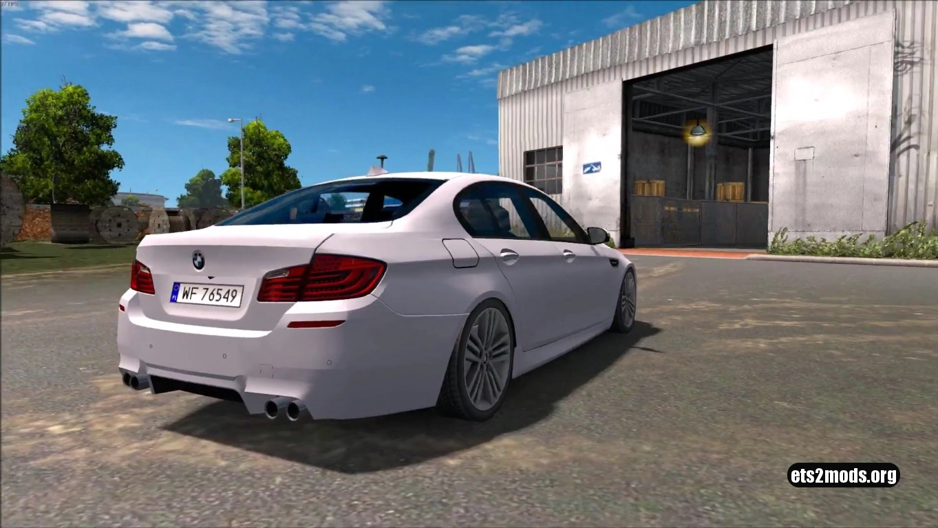 Car - BMW F10