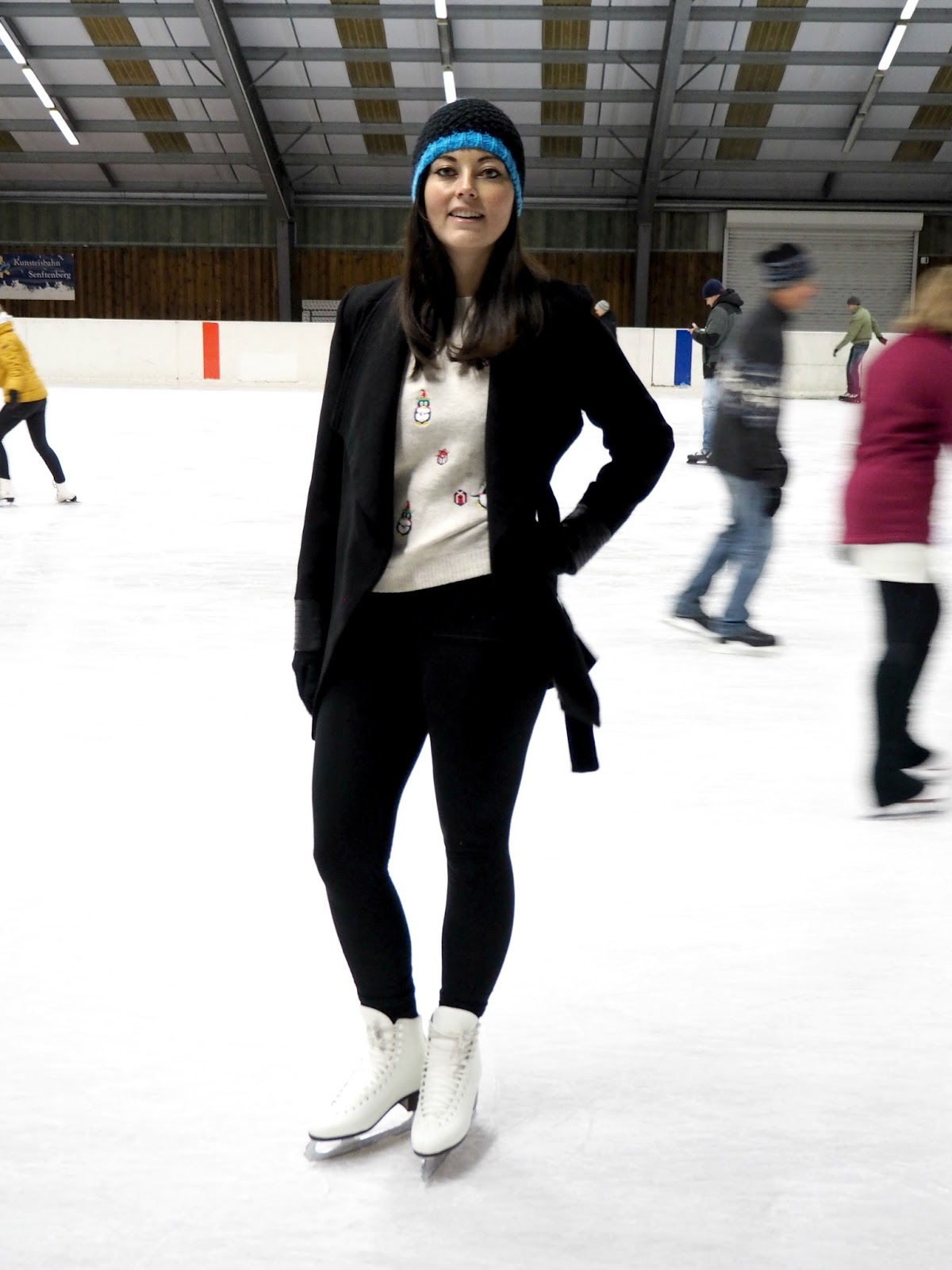ice skating outfit and wifa skates review