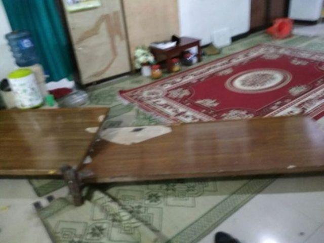 Sebuah Masjid di Jogjakarta Diserang Orang tak Dikenal