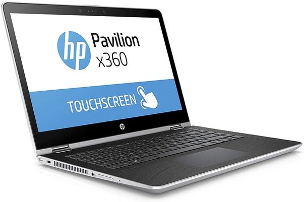 HP Pavilion x360 14-ba001ns: diseño convertible 4 en 1