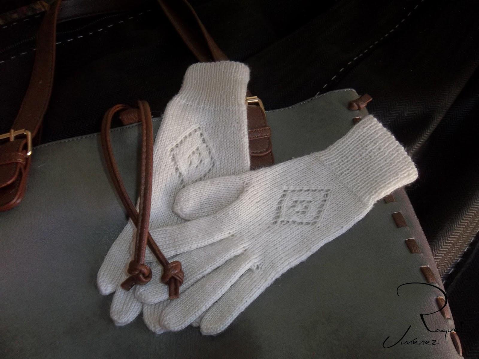 como hacer guantes