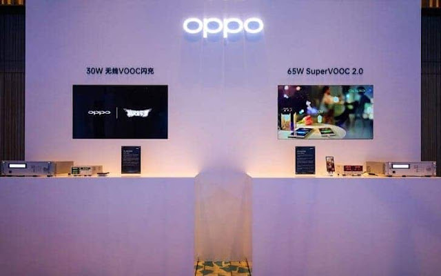 OPPO MAY LAUNCH AN 80W FAST CHARGING SUPERVOOC 3.0 NEXT YEAR