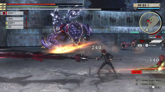 Download God Eater 2 Rage Burst MULTi6 [Repack] By FitGirl (5GB) | ReddSoft
