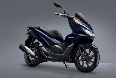 All New Honda PCX Hybrid, Skutik Hybrid Pertama di Dunia