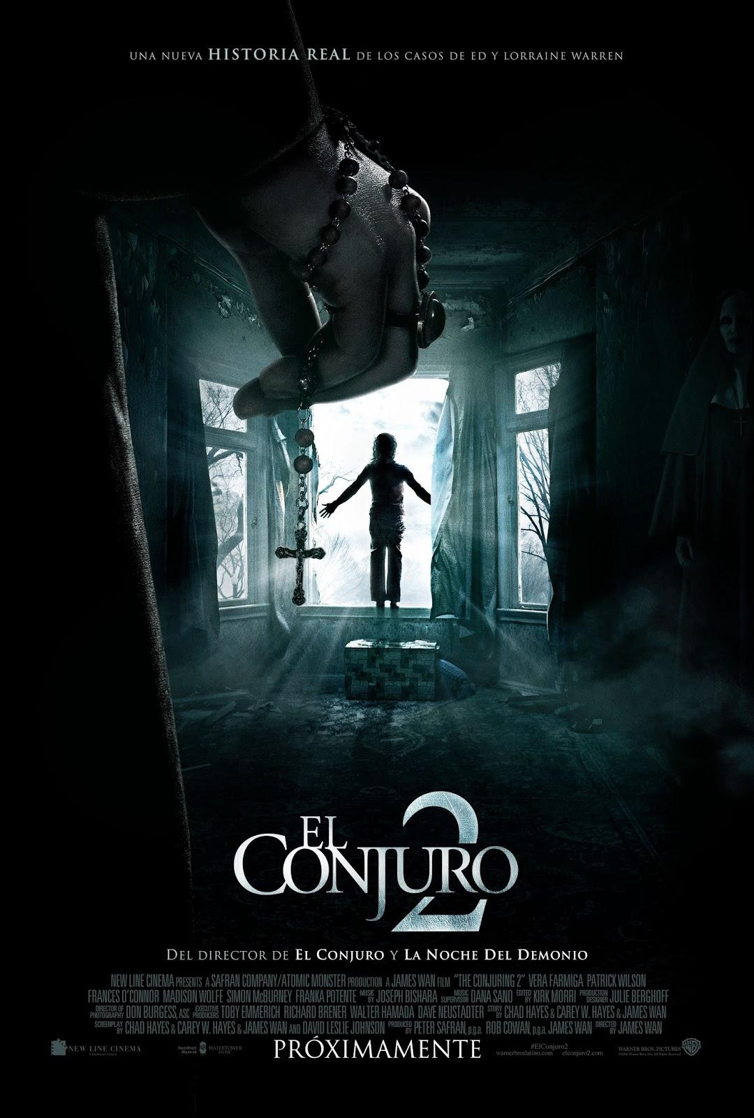 El Conjuro 2 (2016)