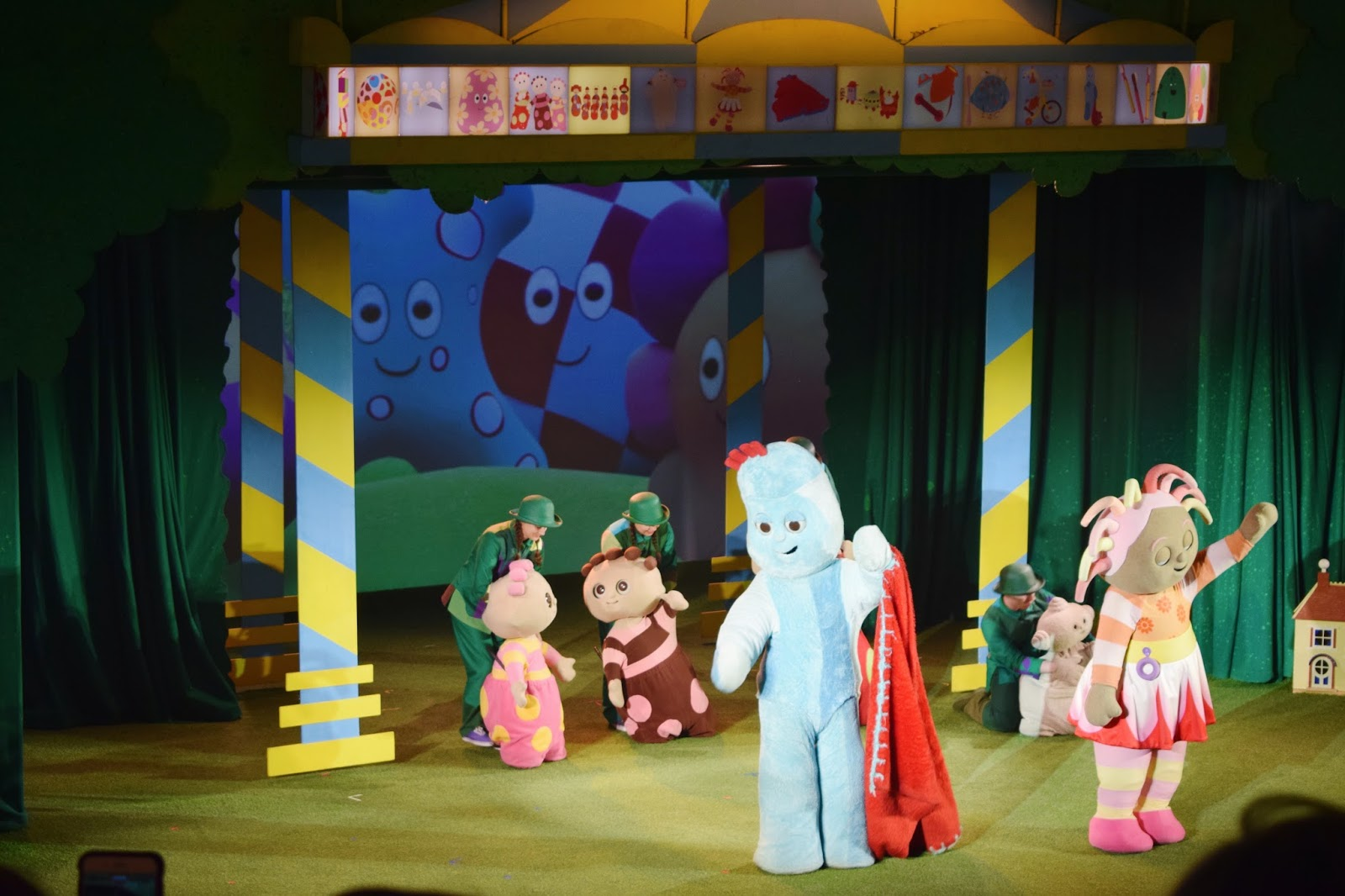 In the night garden live ITNGL
