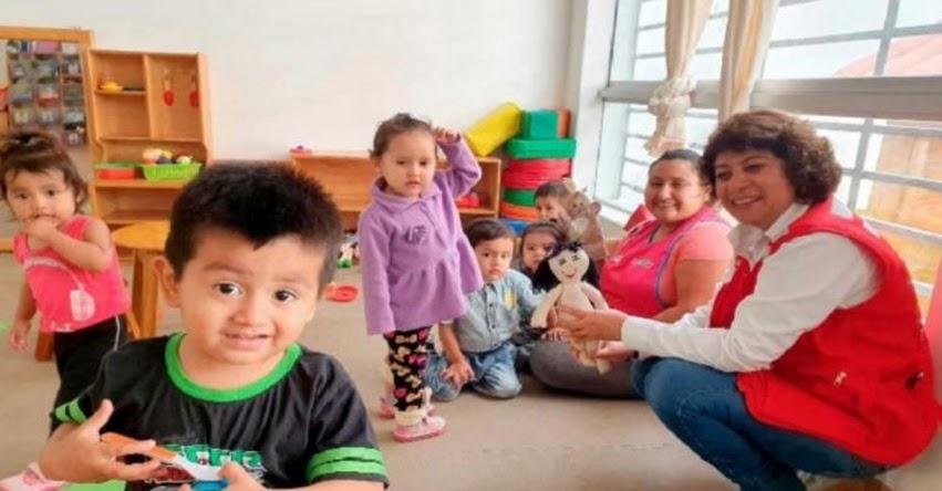 Cuna Más inaugura dos nuevos centros de atención integral en La Libertad