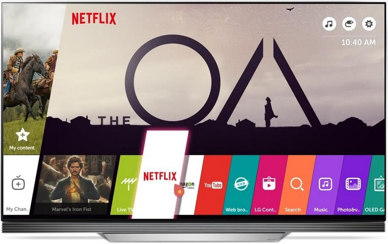 Get Free 3-month Netflix Subscription with LG Televisions