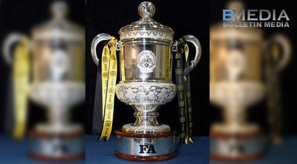 Jadual Dan Keputusan Penuh Piala FA 2017