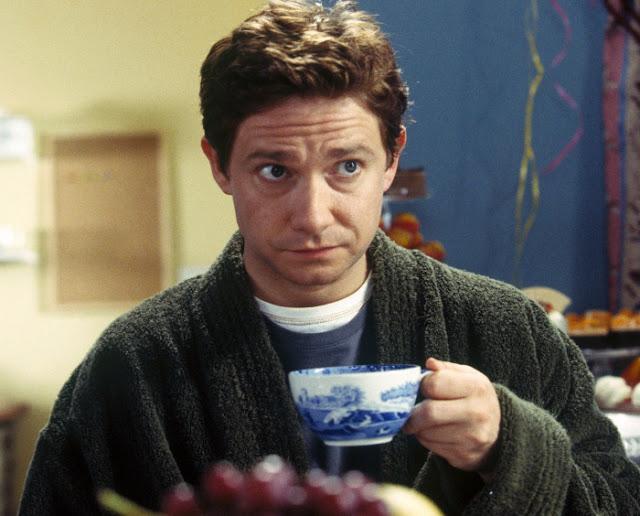 Plus cher désir d'Arthur Dent (Martin Freeman) dans  H2G2 : Le Guide du voyageur galactique : trouver du thé potable dans la Galaxie (véridique)