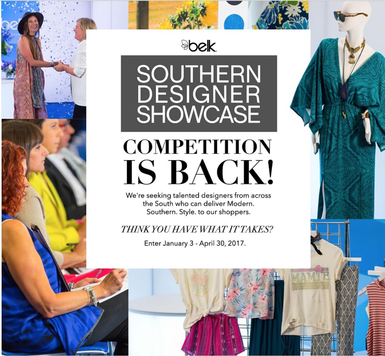 Belk Southern Designer Showcase